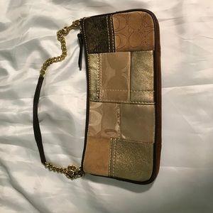 Coach party bag